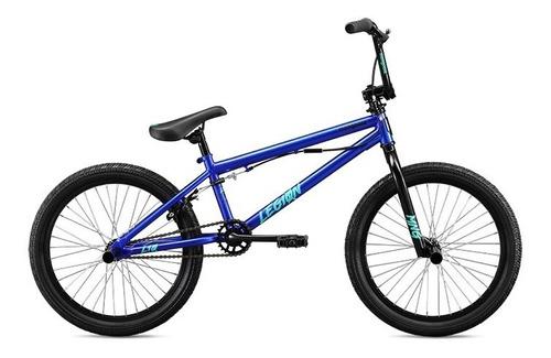 bicicleta bmx mongoose legion l10 azul 2019 // bamo