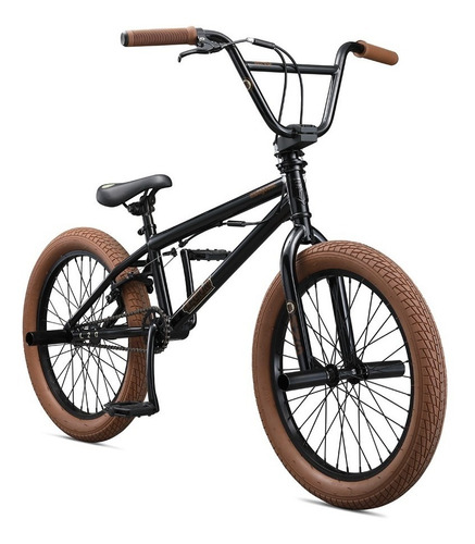 bicicleta bmx mongoose legion l20 black 2019 // bamo