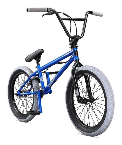 bicicleta bmx mongoose legion l40 blue 2019 // bamo