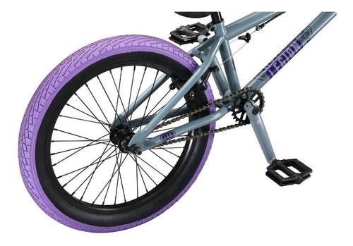bicicleta bmx mongoose legion l40 grey 2019 // bamo