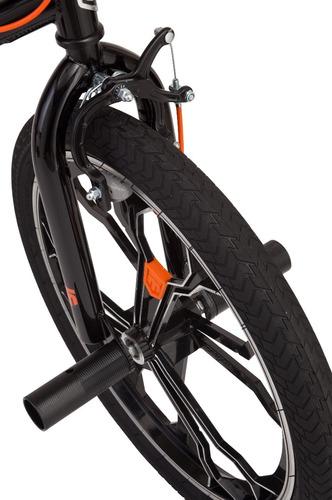 bicicleta bmx mongoose rebel freestyle  20