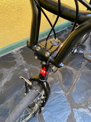bicicleta bmx (olmo, rod2p, con rotor) idem nueva