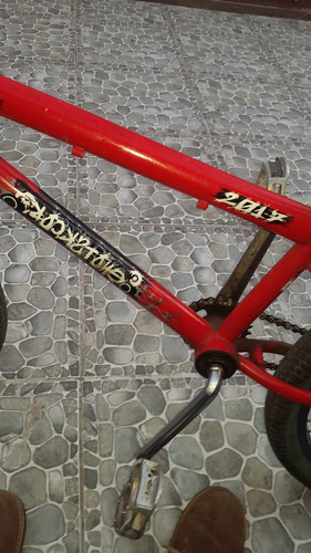 bicicleta bmx oxford rockstone