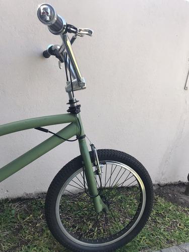 bicicleta bmx rodado 20