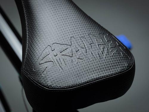 bicicleta bmx stranger zefaria 2019 ¡cubiertas azules 2.45 !