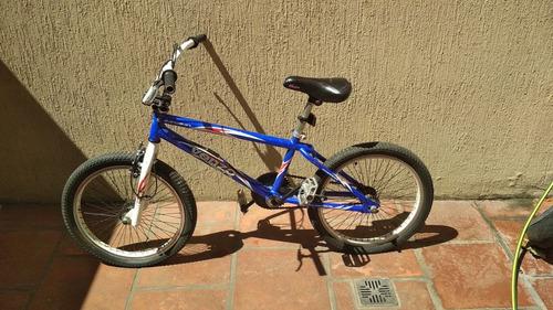 bicicleta bmx venzo inferno rodado 20