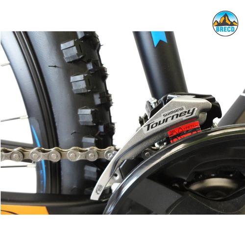 bicicleta brecd aro 29 tallas m y l cambios y frenos shimano