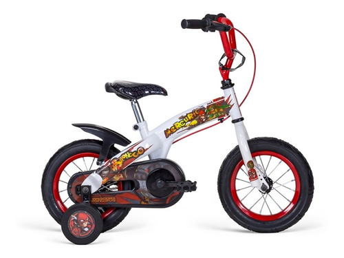 bicicleta  broncco r12 blanca 2019 =mercurio