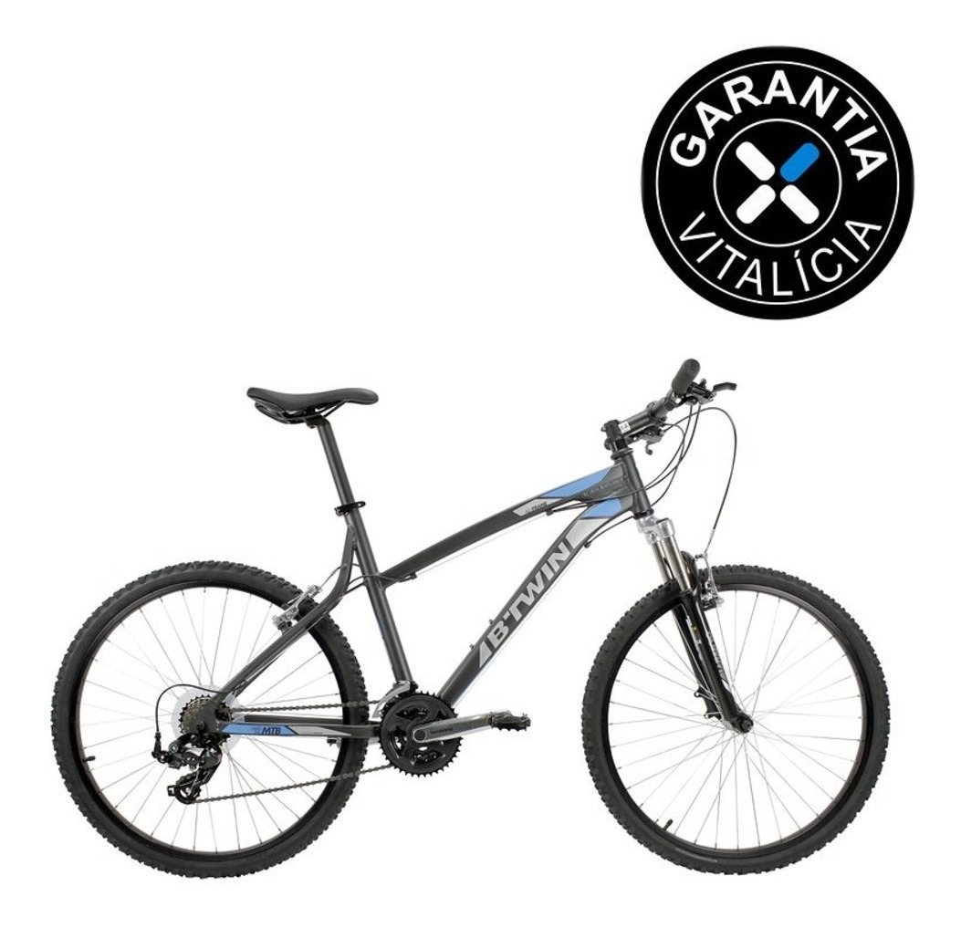 Bicicleta Btwin Rockrider 340 Aro 26 M