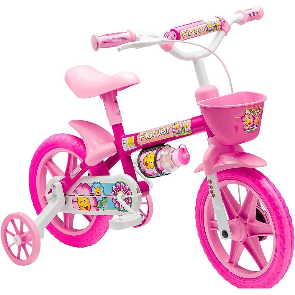 f884e57fd bicicleta cairu infantil aro 12 feminino rosa pink. Carregando zoom.