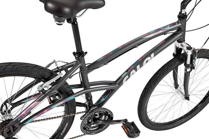 3cd7d8fc2 Bicicleta Caloi 500 Feminina - R  1.239
