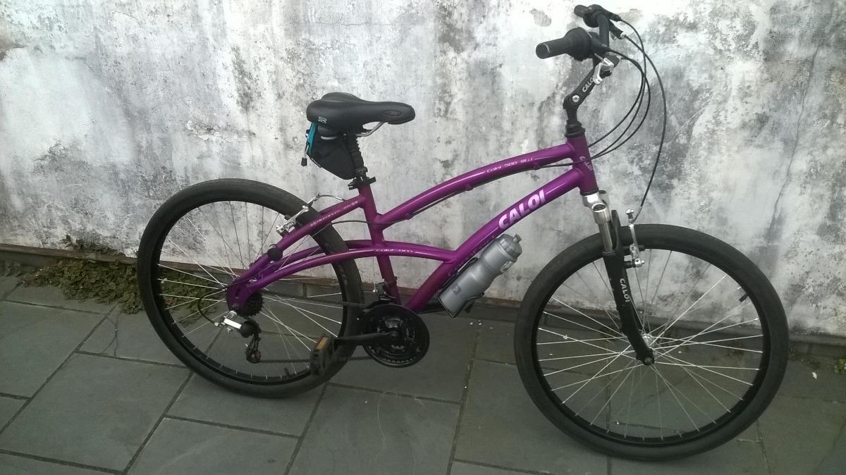 4512e45fe bicicleta caloi 500 sw femenina. Carregando zoom.
