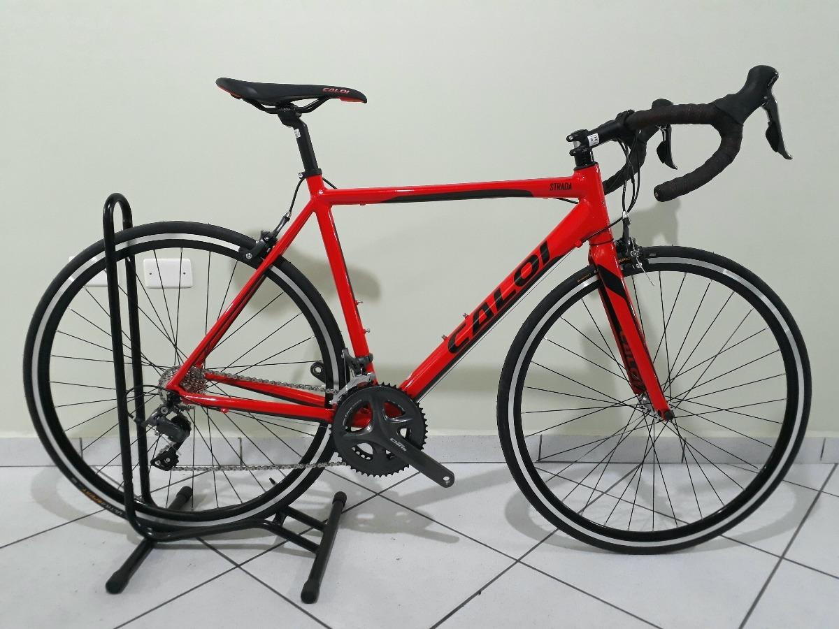 c9c6d2299 bicicleta caloi 700 speed vermelha strada 2018 tamanho m. Carregando zoom.