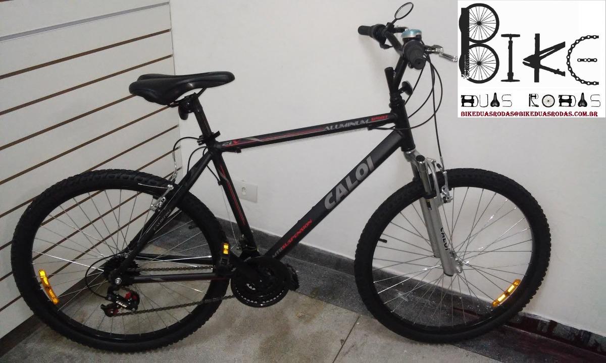 Bicicleta Caloi Aluminum Aro 26 Nova b52a1498d67af