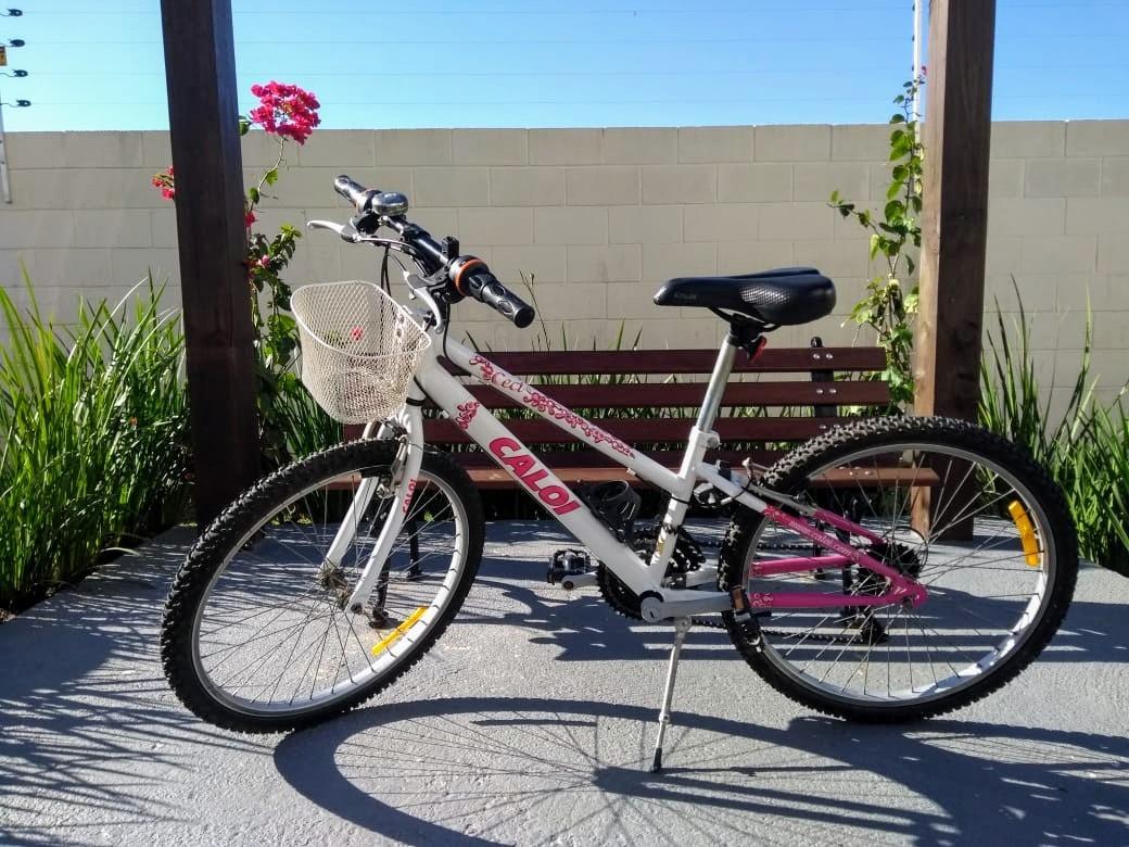 acb6032ce0f94 bicicleta caloi aro 24 ceci. Carregando zoom.