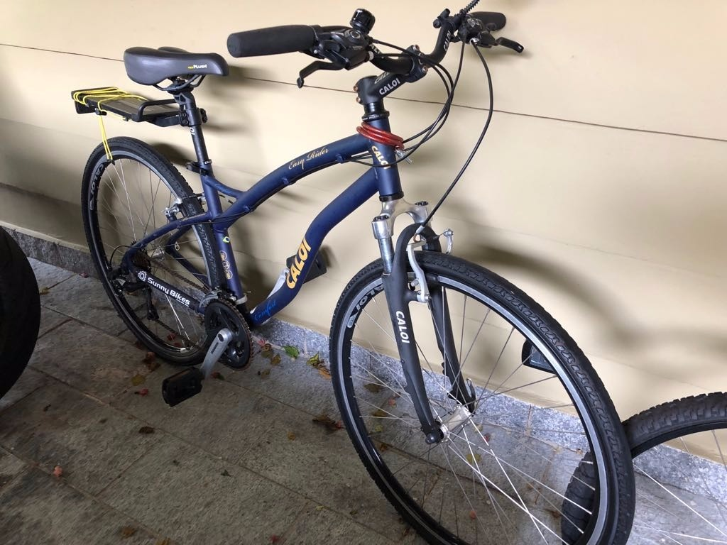 3a2f88bdd Bicicleta Caloi Aro 26 E Aro 29 (2 Un.)feminina E Masculina - R ...