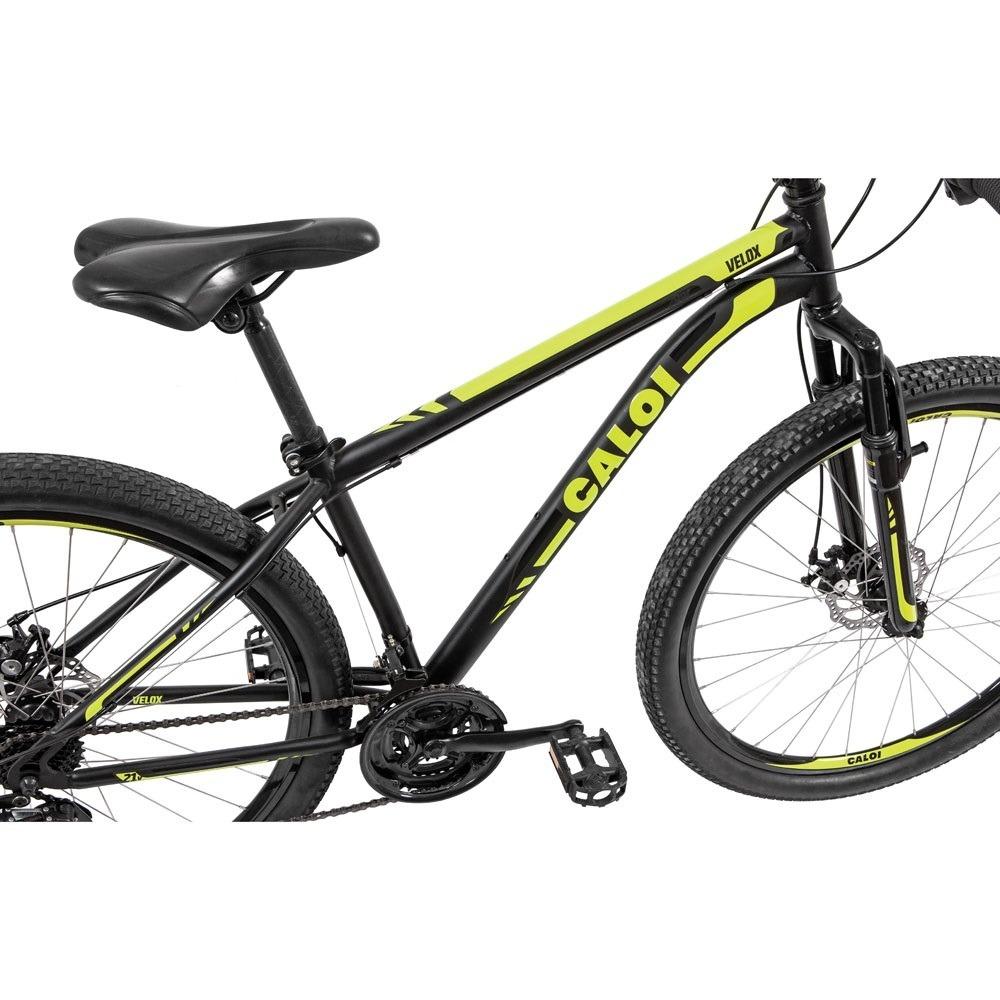 d2bfbe7b5 Bicicleta Caloi Velox Aro 29 Lançamento 2018 - R  1.299