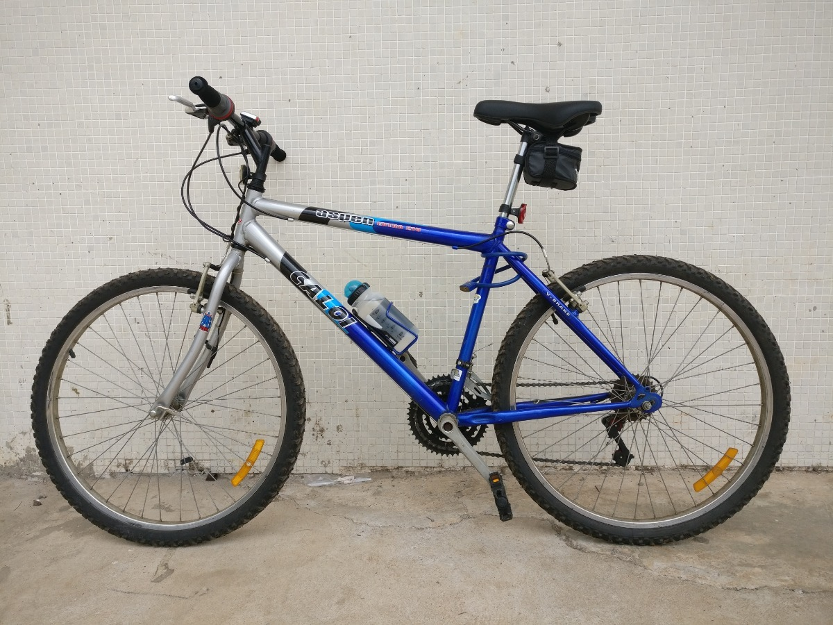 78d428592 bicicleta caloi aspen extra 21v - aro 26. Carregando zoom.