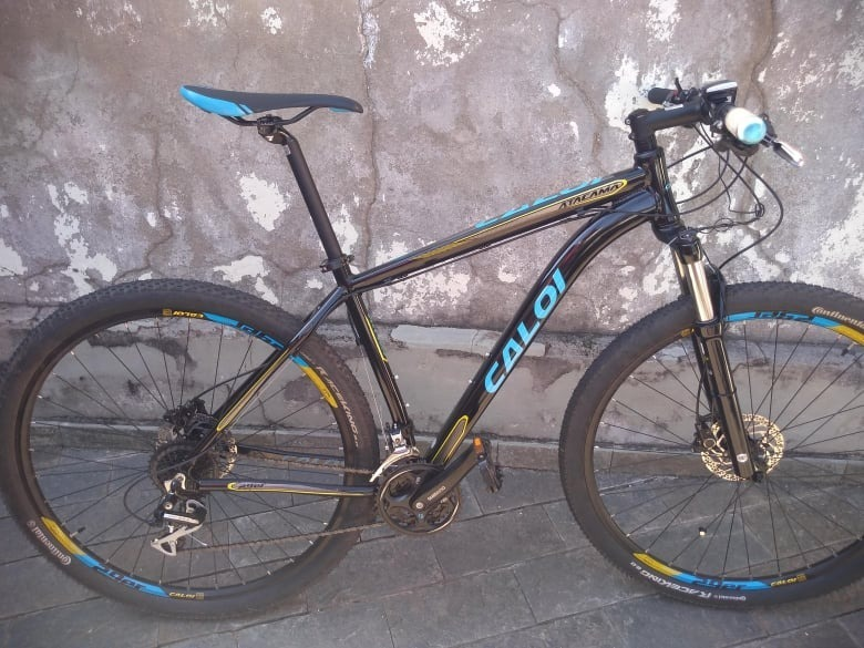 e5761e196 Bicicleta Caloi Atacama - R  1.900