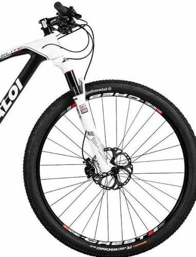 bicicleta caloi carbon racing 2017
