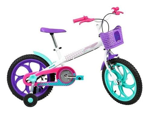 bicicleta caloi ceci 16