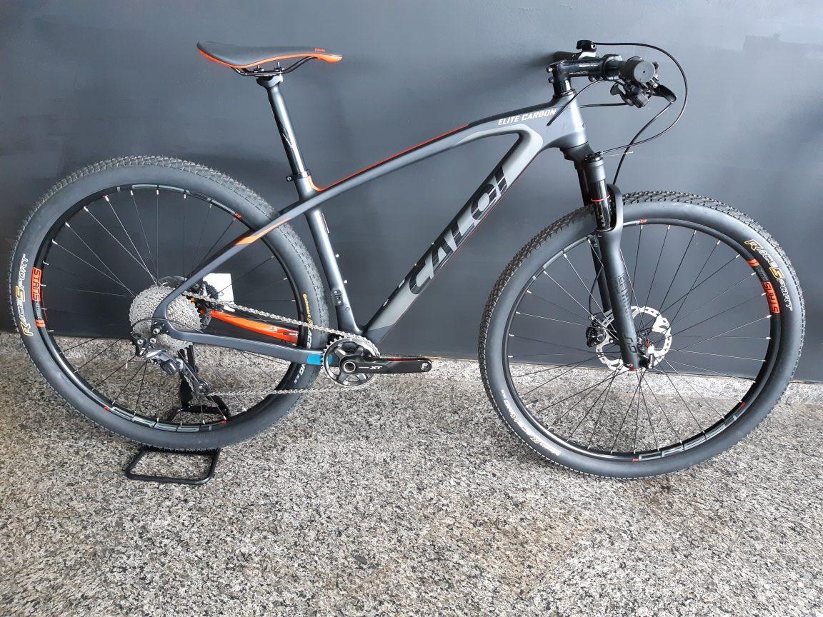 50144d5b2 bicicleta caloi elite carbon racing m. Carregando zoom.