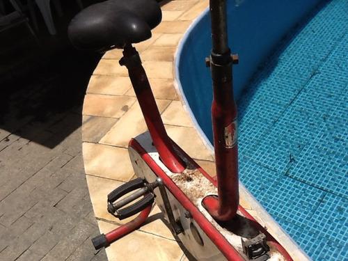 bicicleta caloi ergometrica antiga anos 60 colecao original