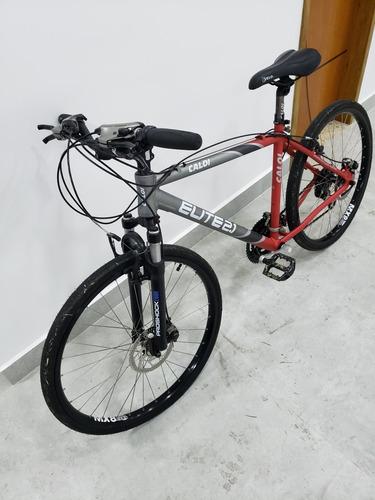 bicicleta caloi especial bike caloi 2.1 disco suspensão
