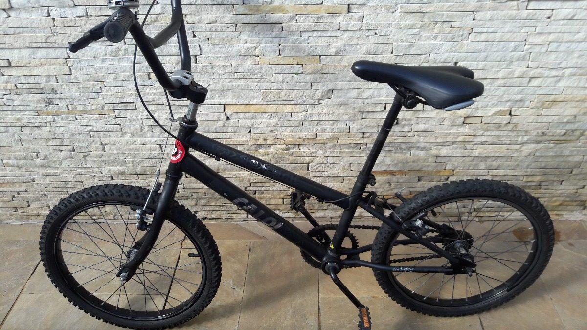 96fda2bb6 bicicleta caloi expert aro 20 - usada. Carregando zoom.