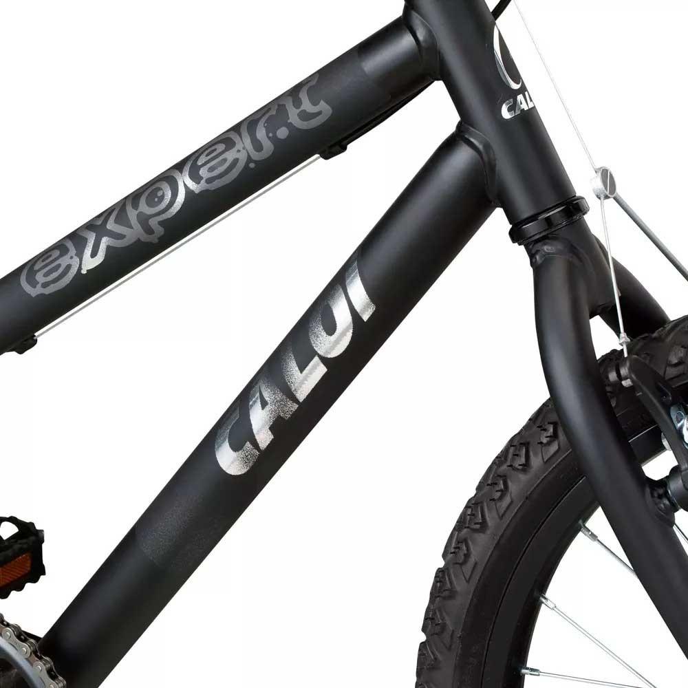 6b6f343e9 bicicleta caloi expert juvenil aro 20 bmx cross preta. Carregando zoom.