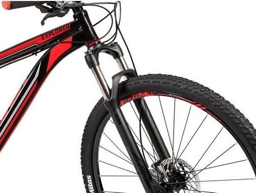 bicicleta caloi explore expert 2018 t15 17 19 - à vista 2750