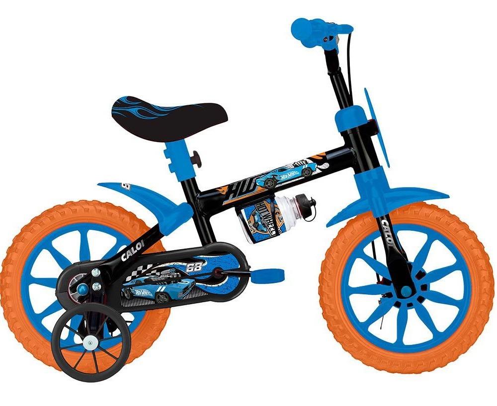 bf66ab674 bicicleta caloi hot wheels aro 12. Carregando zoom.