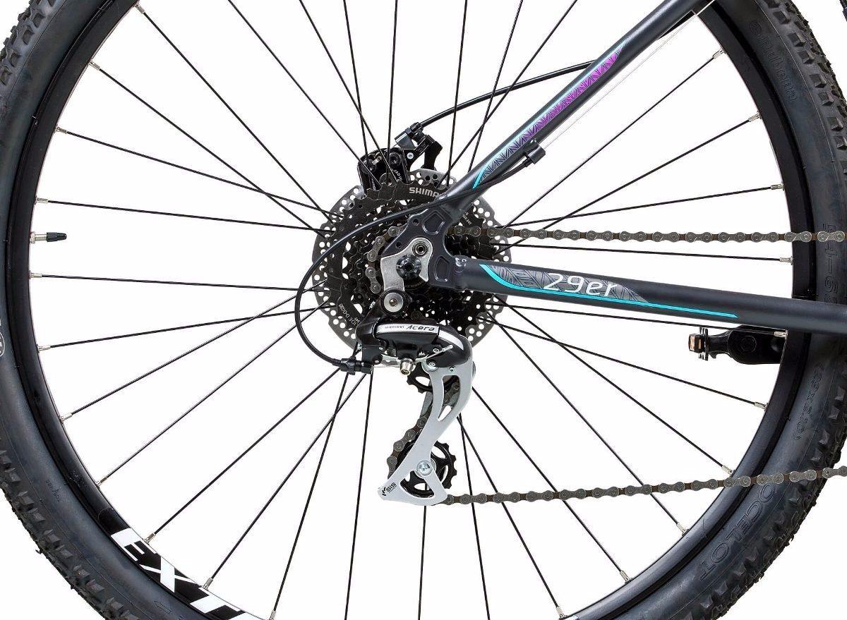 0effc47b9 bicicleta caloi kaiena feminina comp 2017 aro 29 24v. Carregando zoom.