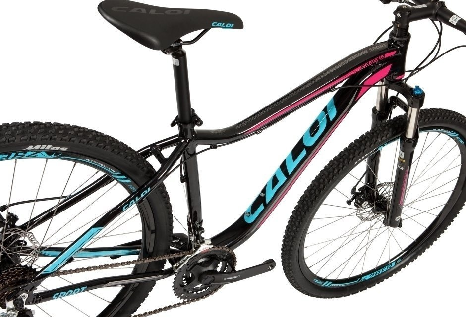 8bd688347 bicicleta caloi kaiena sport 2018 aro 29 tamanho 17. Carregando zoom.
