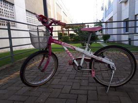 28de8347d Bicicleta Caloi Luli Aro 16 Pink Com Rosa - Ciclismo no Mercado Livre Brasil