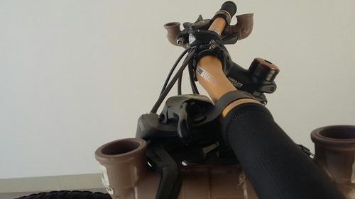 bicicleta  caloi t-type usada em otimas condições