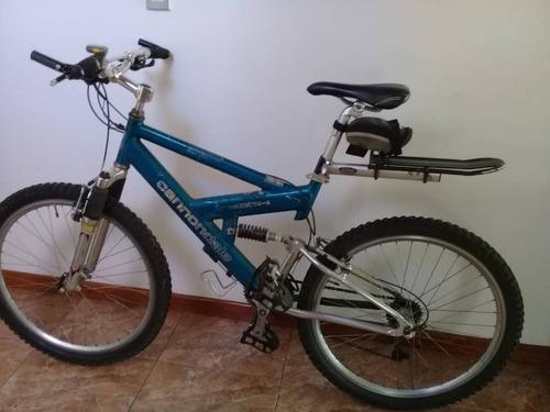 bicicleta cannon dale rin 26