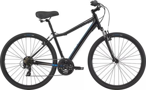 bicicleta cannondale adventure 2 rod. 700 hibrida - racer