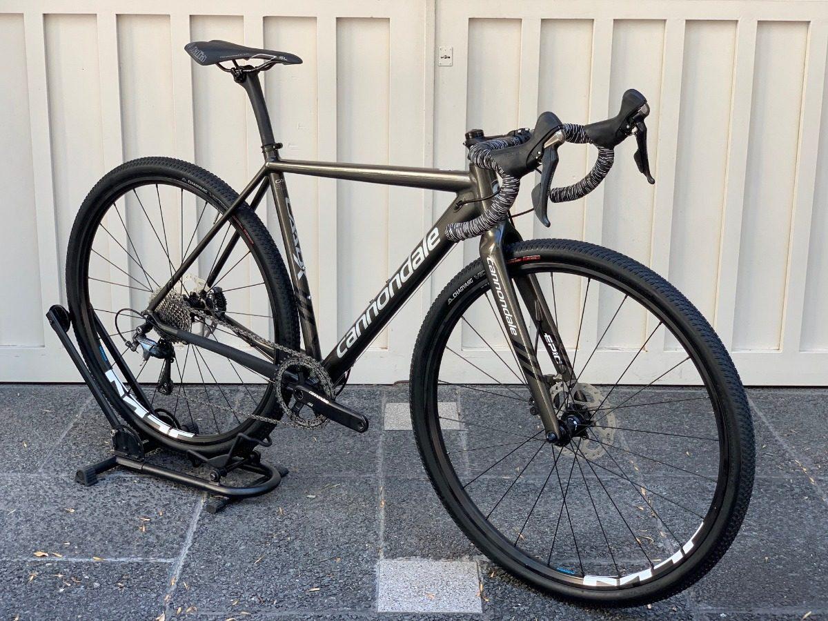 63f62d31e33 Bicicleta Cannondale Caad X Cyclocross - $ 83.000,00 en Mercado Libre