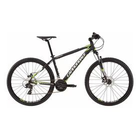Bicicleta Cannondale Catalyst 3 Negro Mate Verde 27.5 Nueva