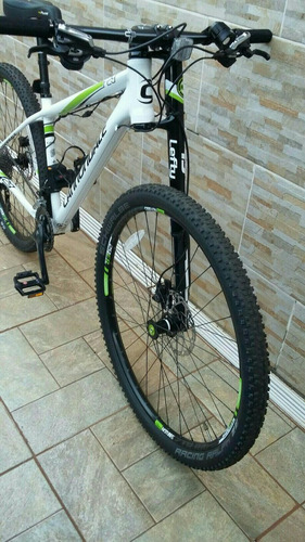 bicicleta cannondale lefty aro 29 2017 (zera)