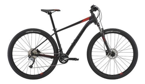 bicicleta cannondale r29 trail 6 shim 9 vel alum - 2018.