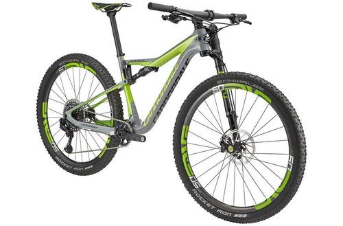 bicicleta cannondale scalpel hi mod team m 29 2018 md gris