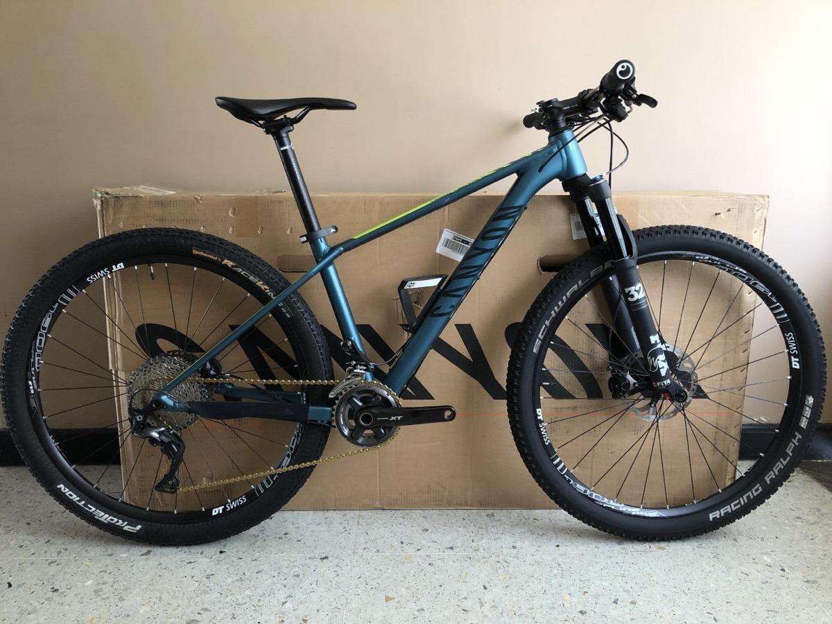 Bicicleta Canyon Grand Canyon Al Slx 9 9 Sl Talla S 27 5 Mtb - $ 5 600 000