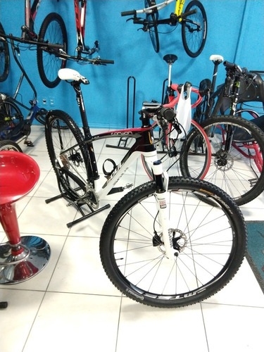 bicicleta carbono soul sl 929 carbon xt aro 29 rockshox sid