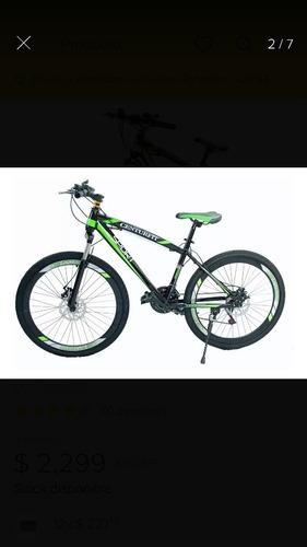 bicicleta centurfi nueva r26