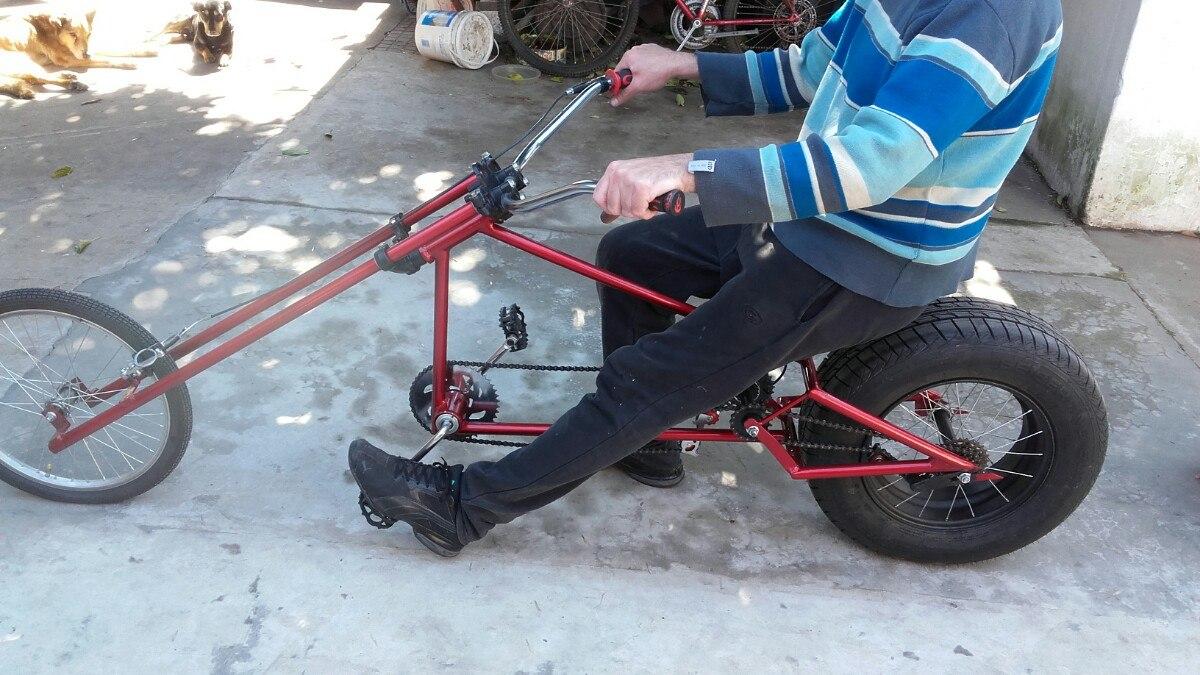 Bicicleta Chopper - $ 5.000,00 en Mercado Libre