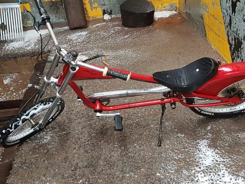 bicicleta chopper giant
