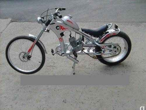 bicicleta chopper  importada