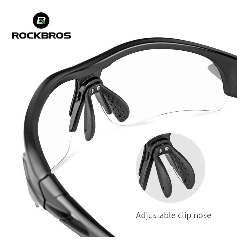 96be24ff2c Cargando zoom... gafas fotocromaticas bicicleta rockbros transitions  ciclismo